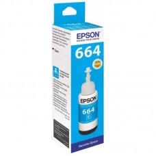 Контейнер EPSON T6642 с голубыми чернилами для L100/L110/L210/L300/L355