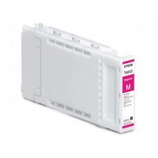 Картридж EPSON T6933 пурпурный повышенной емкости для Epson SureColor SC-T5200 (350 мл)