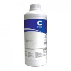 Чернила синие в канистре 1 литр для картриджей HP C4841A, C4836A, InkTec