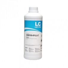Чернила светло- синие в канистре 1литр E0010-01LLС для картриджей Epson T0825, InkTec